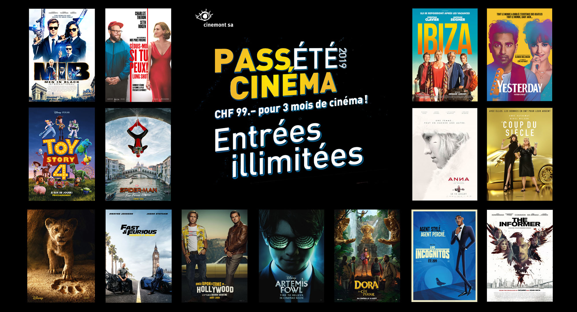 PassCine Filmpropose Cinemont