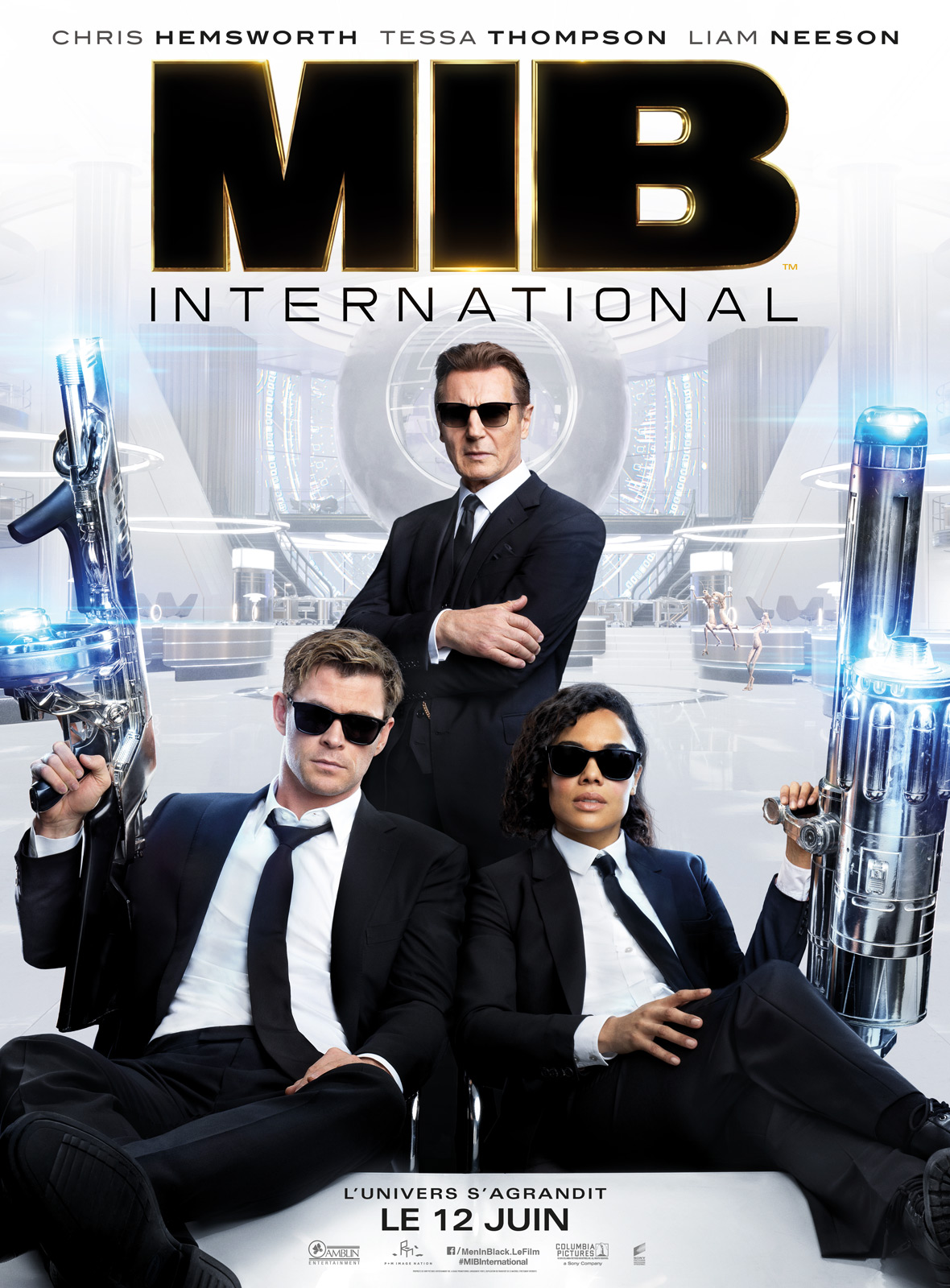 affiche web men in black